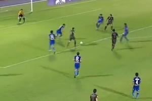 ชลบุรี เอฟซี 3-2 อาร์มี่ ยูไนเต็ด