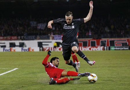 ลิเวอร์พูล บุกมาทำได้เพียงเสมอ เอฟซี ซิยง ทีมจาก สวิตเซอร์แลนด์ 0-0