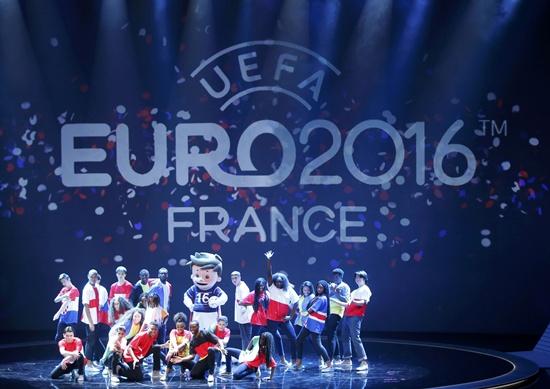 ผลจับสลากฟุตบอล ยูโร 2016
