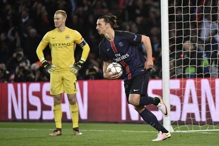 แมนเชสเตอร์ ซิตี สปิริตที่ยอดเยี่ยมบุกไปตีเสมอ ปารีส 2-2