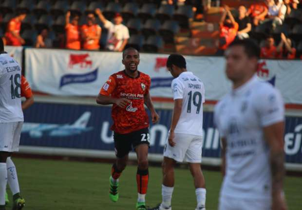 เชียงราย ยูไนเต็ด 4-0 ราชบุรี มิตรผล เอฟซี