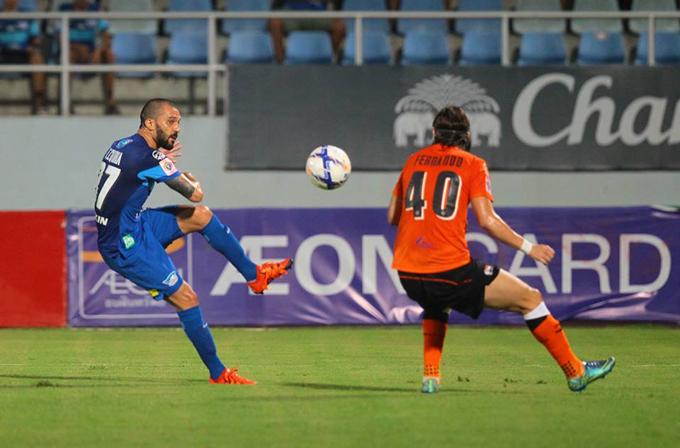 เชียงราย ยูไนเต็ด 1-0 ชลบุรี เอฟซี