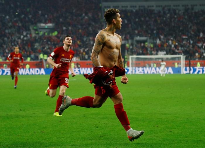 เก่งที่สุดในโลก ฟีร์มิโน่ ซัลโว 1-0 หงส์ ผงาดแชมป์สโมสรโลก