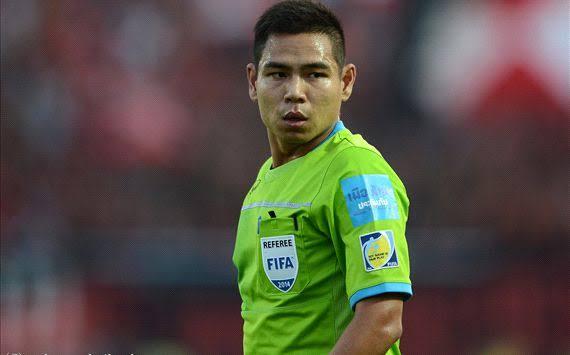 เปาโค้ช เปาไทยหนึ่งเดียว ลงชี้ขาดชิงแชมป์เอเชีย U23